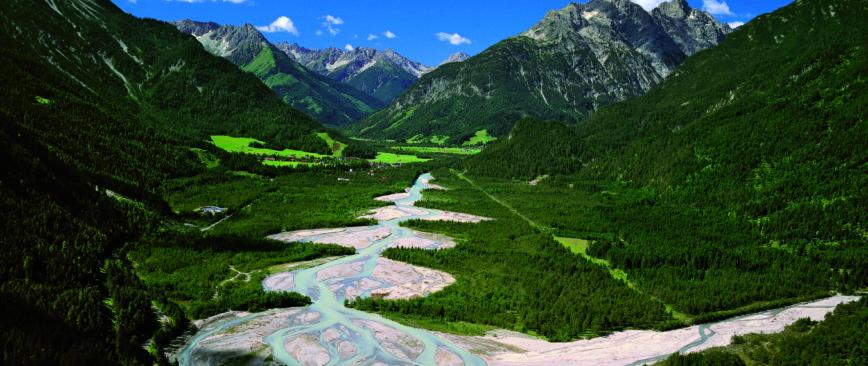 VIDEO Sommer im Naturpark Lechtal