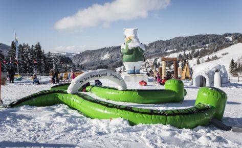 Ski-Paradiese für Kinder