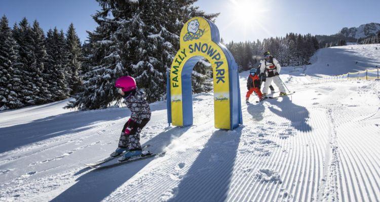 Roland Haschka (Spaß und Action gibts im Family Snowpark)