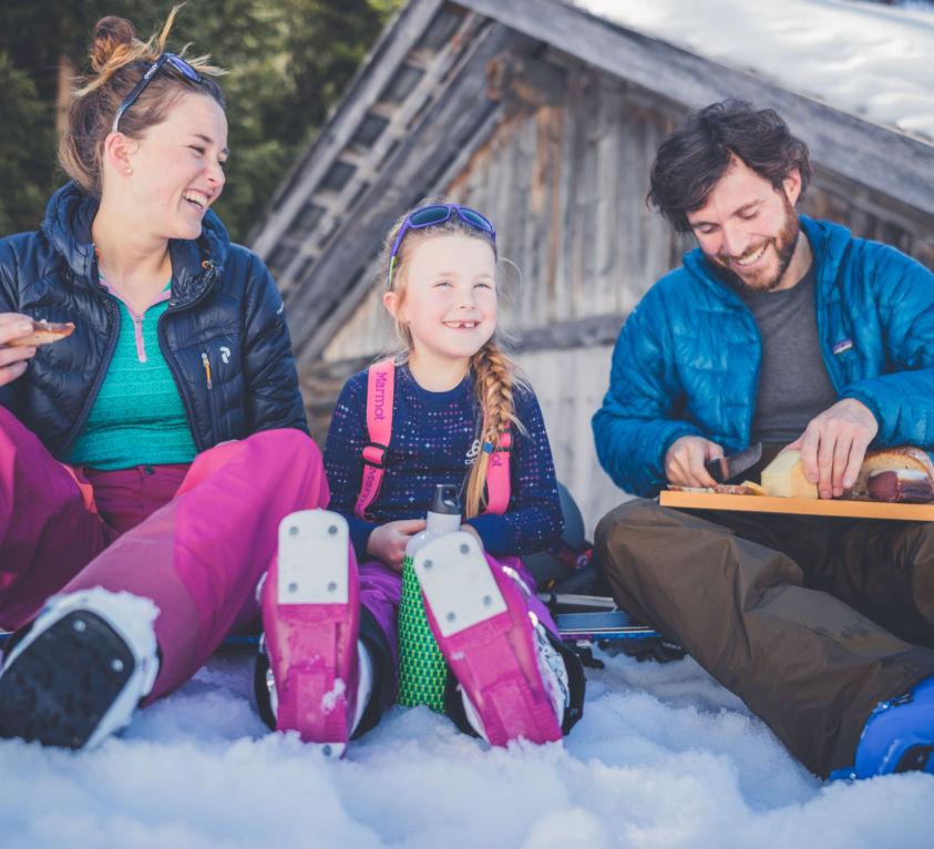 Familien-Skiparadies Ehrwald