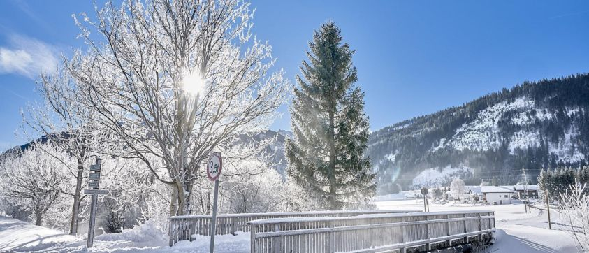 VIDEO Winter im Tannheimer Tal