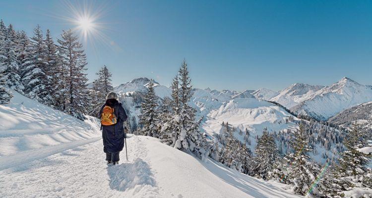 TVB Tannheimer Tal I Achim Meurer - Winterwandern (1)
