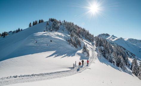 Hochtal WinterWanderland