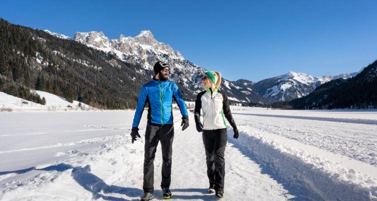 TVB Tannheimer Tal I Willi Roth - Winterwandern