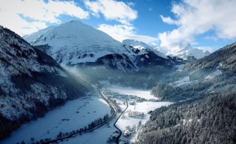 VIDEO Winter im Lechtal